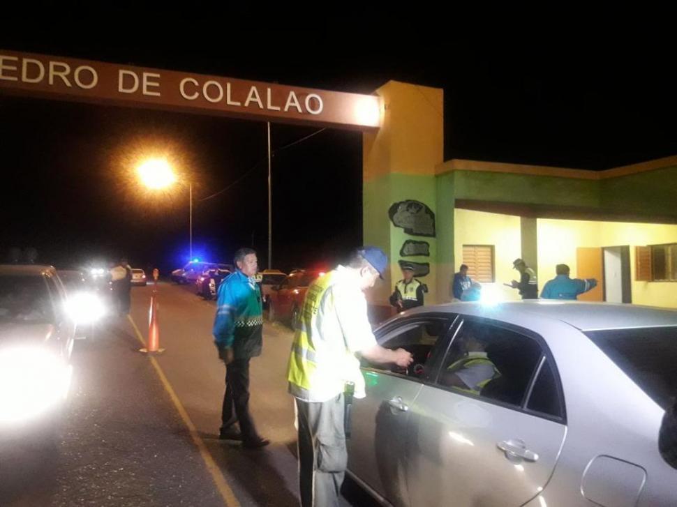 En lo que va del año, secuestran 1.500 vehículos por infracciones y por alcoholemia