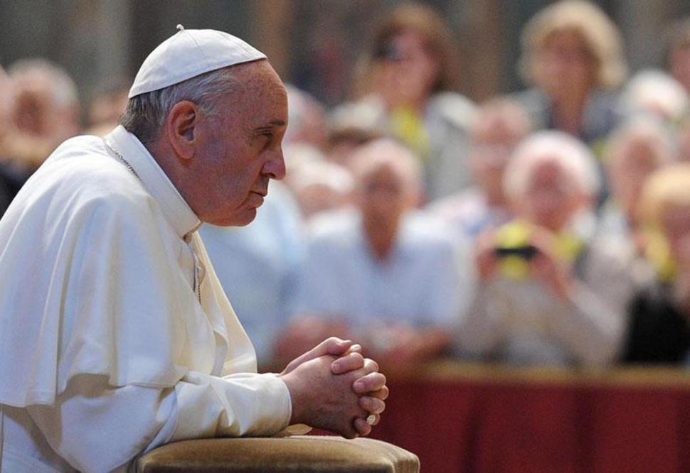 El Papa pidió perdón a víctimas de los abusos de sacerdotes