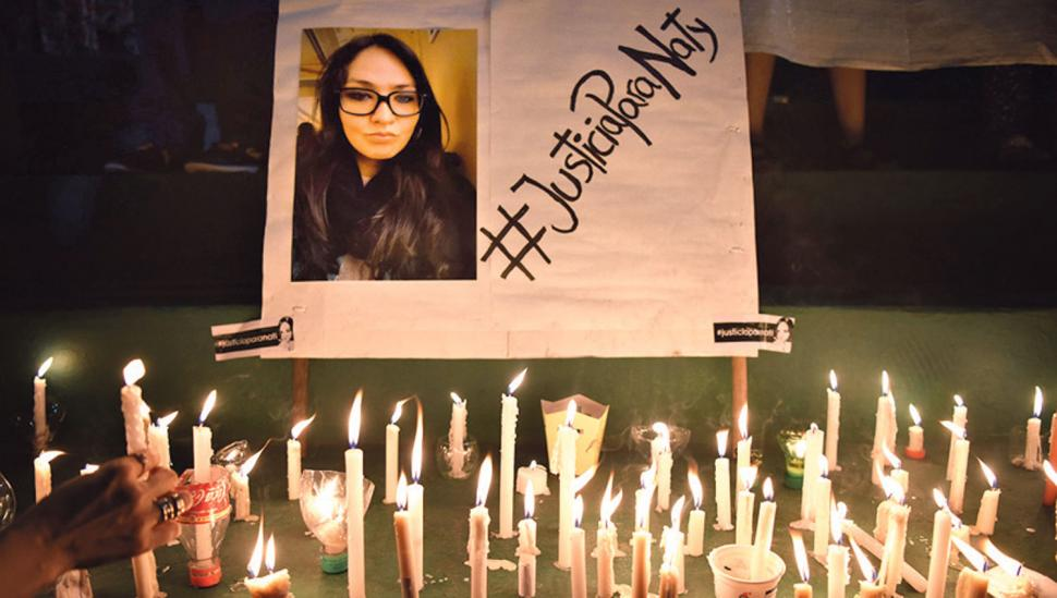 Se cumple un mes de la muerte de Natalia Vargas