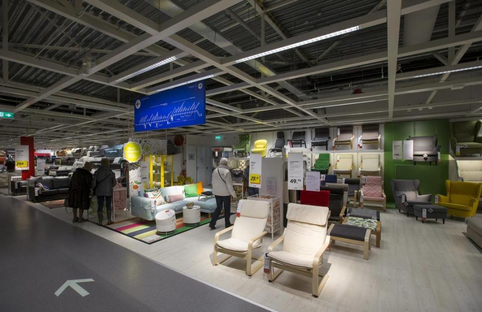 OFERTA MUNDIAL. En 49 mercados funcionan los puntos de venta de Ikea. fotos Reuters (archivo)
