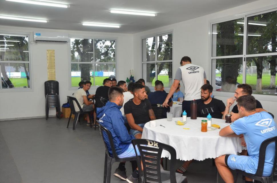 El desayuno, la nueva excusa para fortalecer al equipo