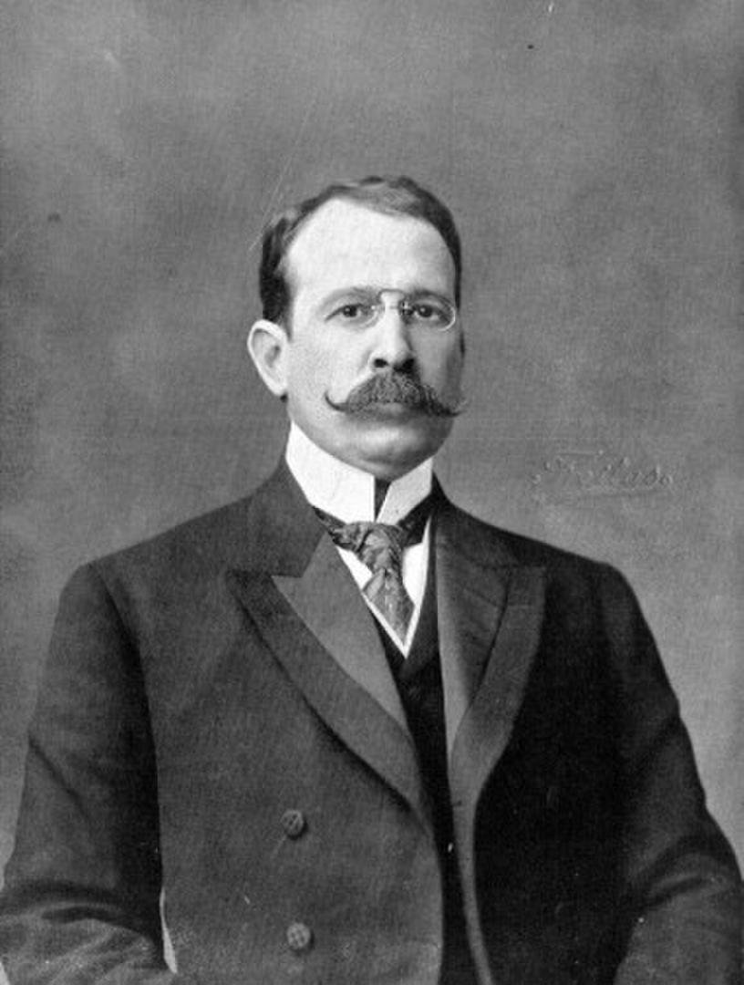 JOSÉ FIGUEROA ALCORTA. El vicepresidente, que se encontraba en Córdoba y fue apresado. MANUEL QUINTANA.