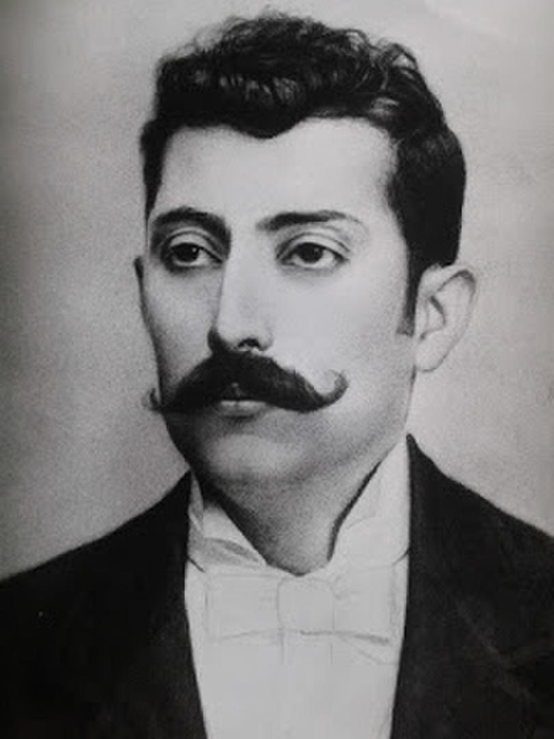 ANÍBAL PÉREZ DEL VISO. Habría sustituido a Figueroa Alcorta en su conferencia telegráfica con Quintana.