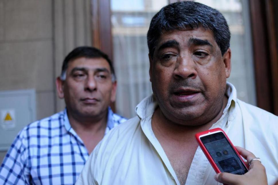 MOLESTO. César González, titular de UTA, denunció los problemas. la gaceta / foto de archivo