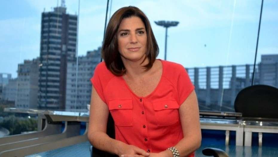 Débora Pérez Volpin se había ganado el cariño de los televidentes y colegas. FOTO TOMADA DE CLARÍN.COM