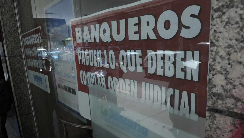 No atienden los bancos en todo el país