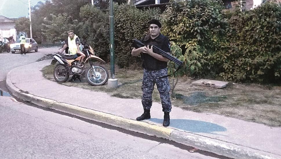 Yerba Buena dota de armas a su Guardia Urbana