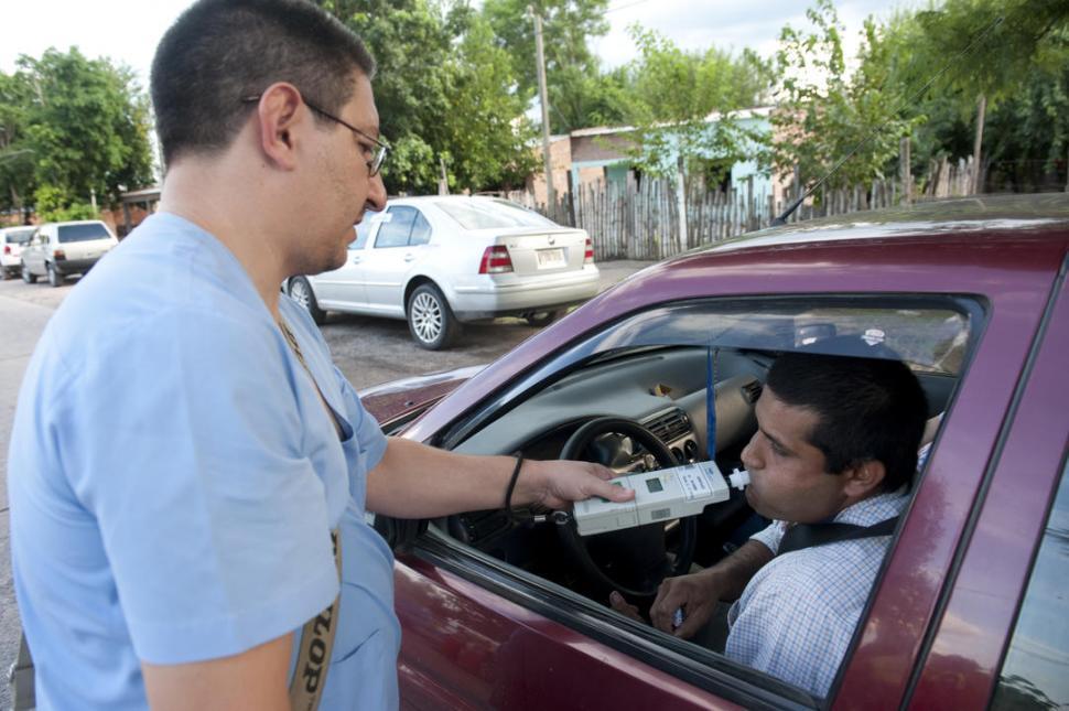 Atención conductores: en 10 días habrá controles de narcolemia en San Miguel de Tucumán