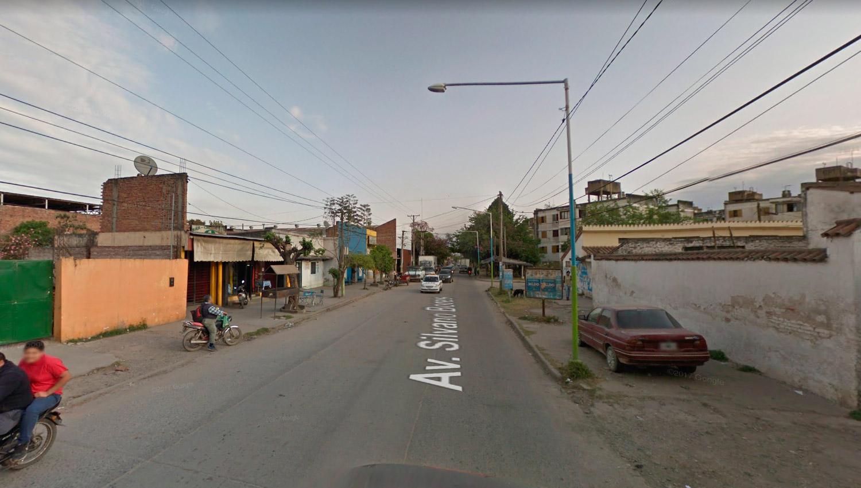 AMENAZAS Y ROBO. El hecho ocurrió en Silvano Bores primera cuadra.