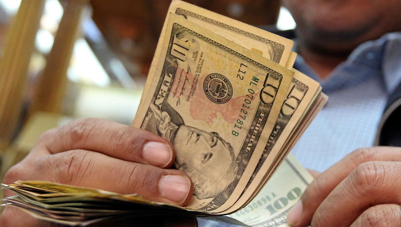 El dolar tuvo otra suba durante el primer día del paro bancario. REUTERS