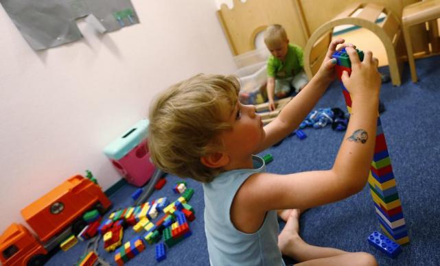 Desde los cuatro años los niños deben ir al jardín obligatorio - LA ...
