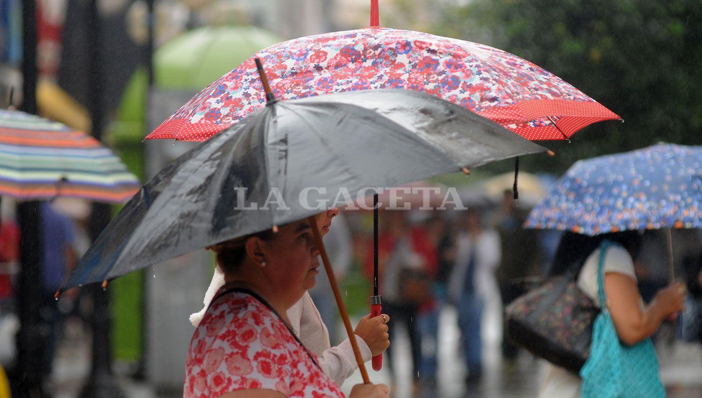 Tucumán no se encuentra en alerta, pero se podrían registrar lluvias. LA GACETA/FOTO DE ANALÍA JARAMILLO