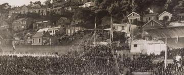 En Francia 1938, la política le torció el brazo al fútbol