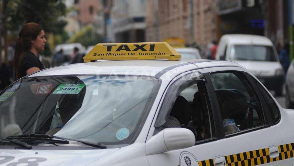 Cómo ven los usuarios al taxi