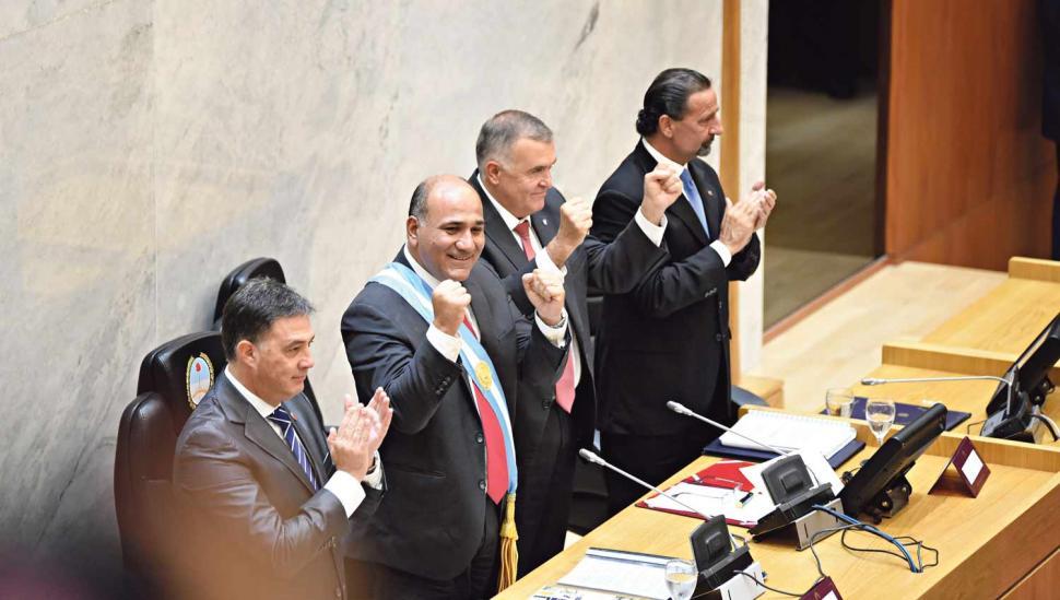 Según Manzur, en Tucumán creció el empleo