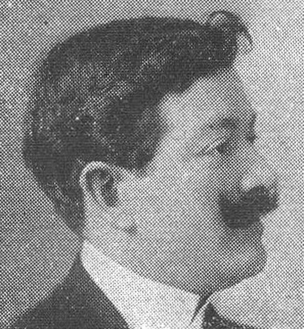 PEDRO J. GARCÍA. El médico designado primer director del Laboratorio.