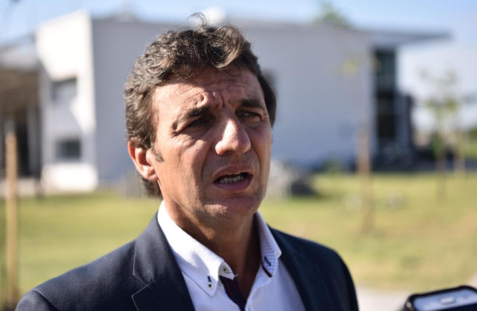 PARA TODOS. Sánchez resaltó las obras que se ejecutan en los barrios. la gaceta / foto de Osvaldo Ripoll (archivo)