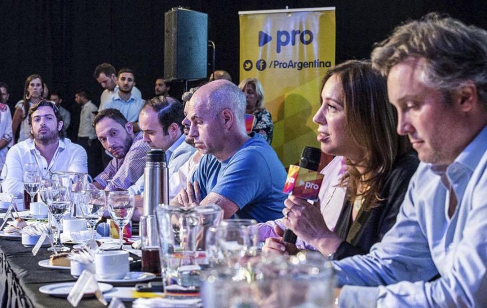 El PRO ya trabaja para que Macri sea reelecto en 2019