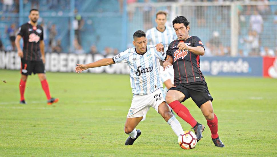 Atlético también falló en la Copa Libertadores y ahora se viene Boca