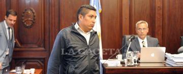 César Soto dividió las aguas en el juicio por el crimen de Paulina