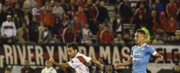 """""""Nacho"""" Scocco jugó menos de media hora y fue clave para que River festeje"""