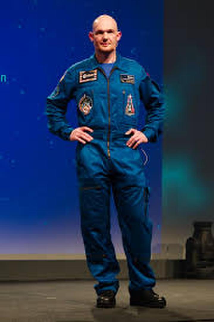 ALEXANDER GERST. Será el primer alemán al mando de la ISS.