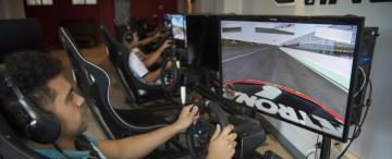 Los simuladores de carreras se popularizan en Tucumán: qué opinan los expertos