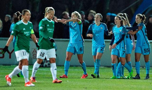 63715d1ceda7a EQUIPOS FEMENINOS. El Manchester envió una solicitud ante la Asociación  Inglesa de Fútbol (FA) para poder participar en la segunda división de la  Women s ...