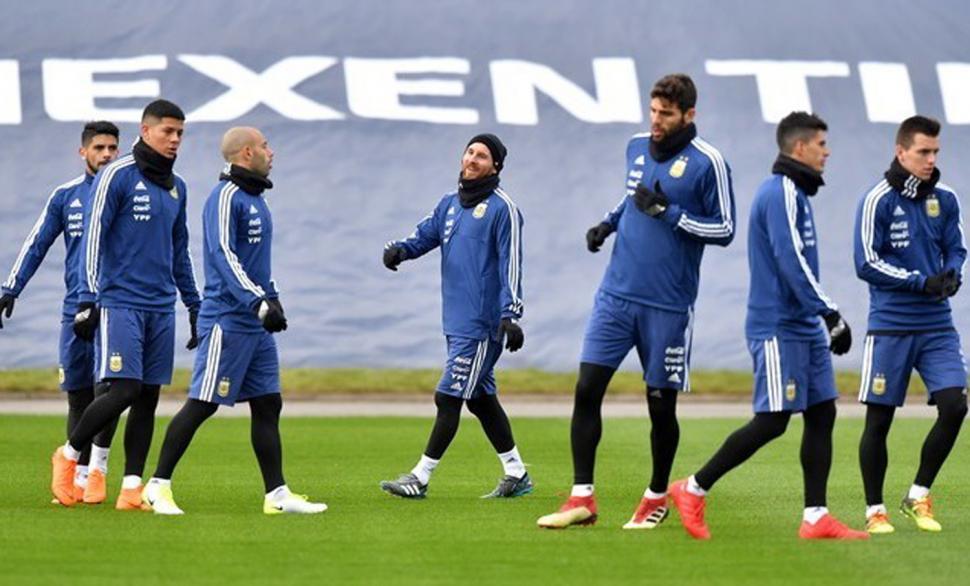 La Selección enfrentará hoy a Italia de cara al Mundial