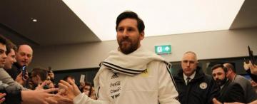 Sin Messi, nunca nada es igual
