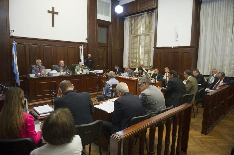 """Los """"no me acuerdo"""" recalientan el debate en el juicio por Paulina Lebbos"""