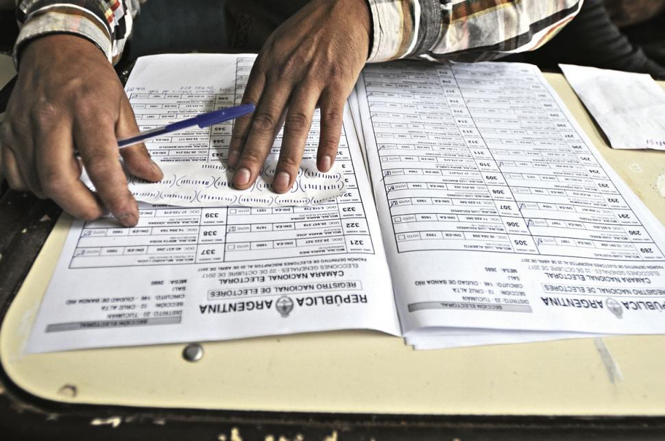 Un tercio de los partidos provinciales no llega a los 4.000 afiliados