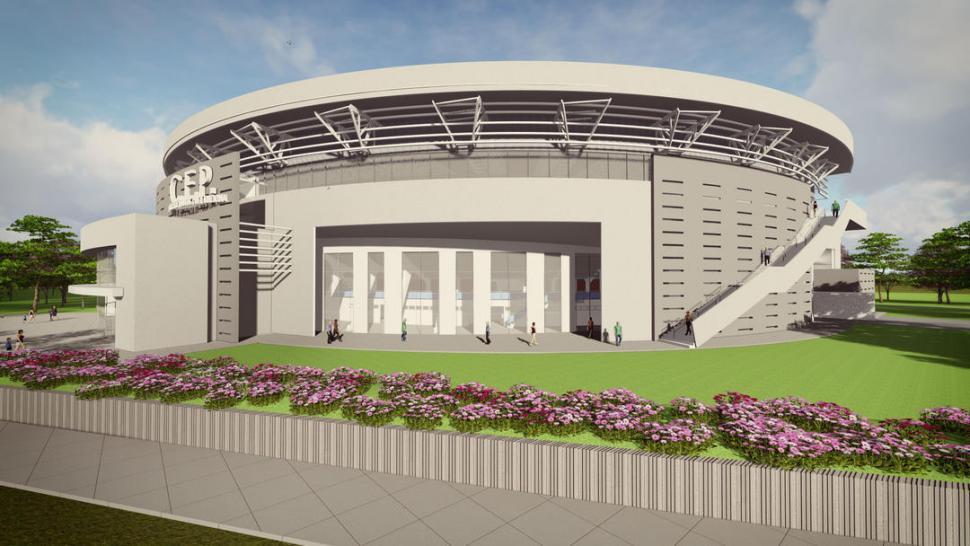 El viejo autódromo será el estacionamiento del Palacio de los Deportes
