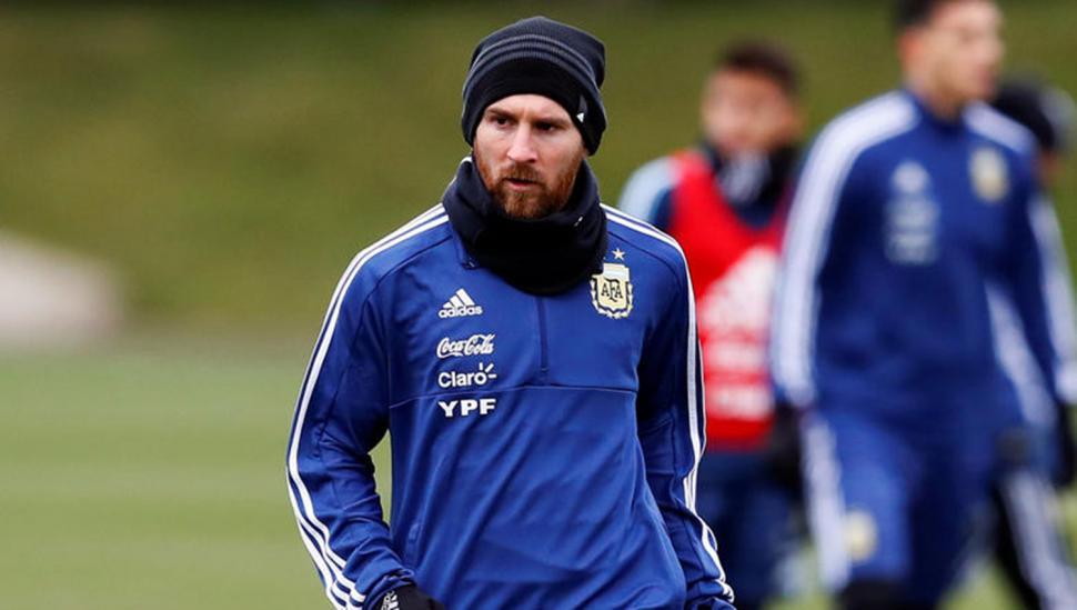 Aunque Messi está en duda, Argentina-España es atracción