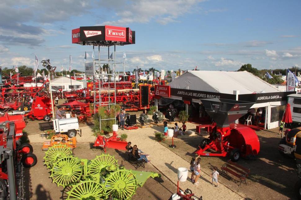 El campo se muestra en Expo Apronor 2018 - La Gaceta