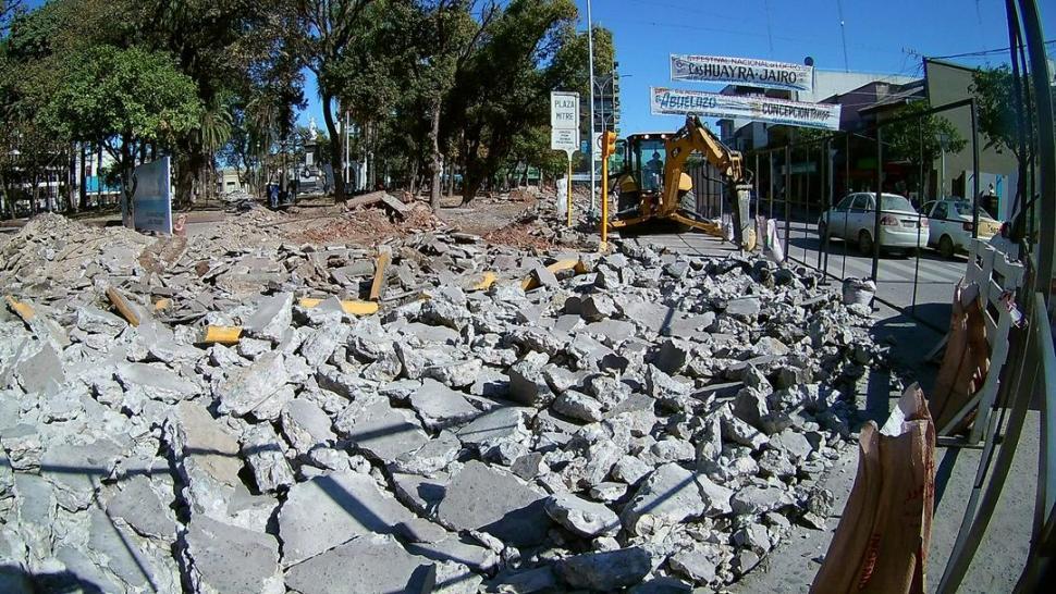 Según un edil, hay 1.000 municipales más en Concepción