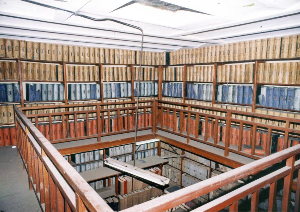 EL ARCHIVO GENERAL DE LA PROVINCIA. Quinteros creó esa repartición, y dispuso que cobijara toda la documentación administrativa, forense y notarial.