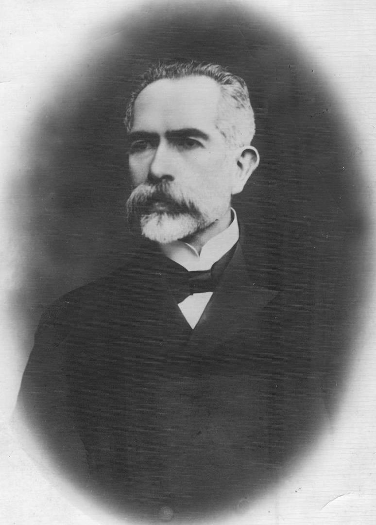 LOS ULTIMOS AÑOS. Rostro del ex   gobernador en 1905.