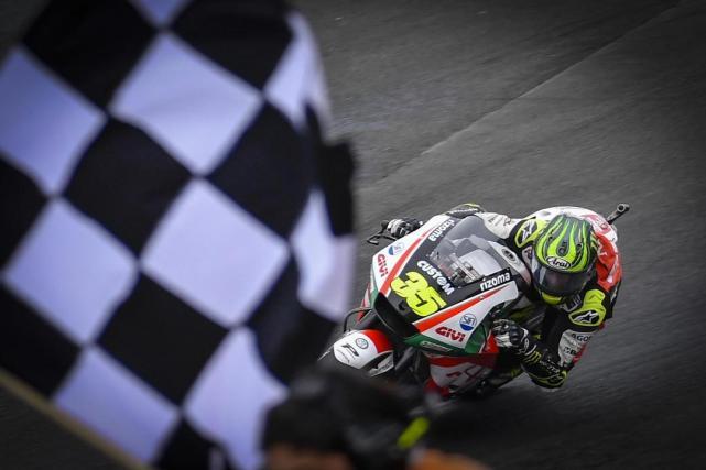El Ingles Cal Crutchlow Con Una Honda Gano La Segunda Fecha Del Campeonato De Motogp Se Disputo En Las Termas De Rio Hondo Prensa Motogp