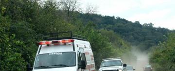Video: El Naranjo, el pueblo que se movilizó para hallar el avión accidentado