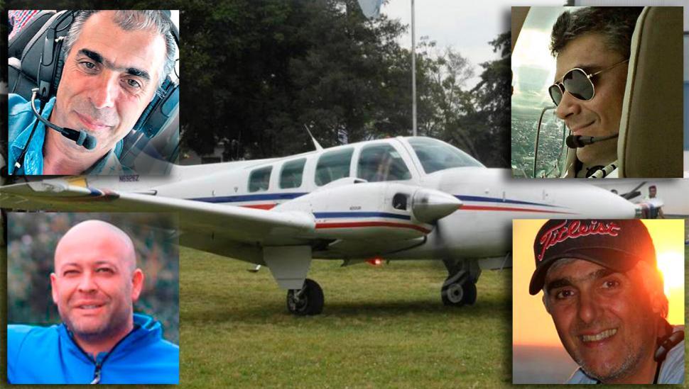 La cronología del accidente aéreo con cuatro muertos que conmociona a Tucumán