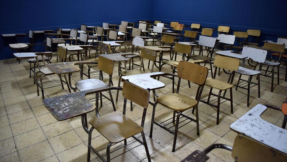 El 42% de los chicos repite o abandona el secundario