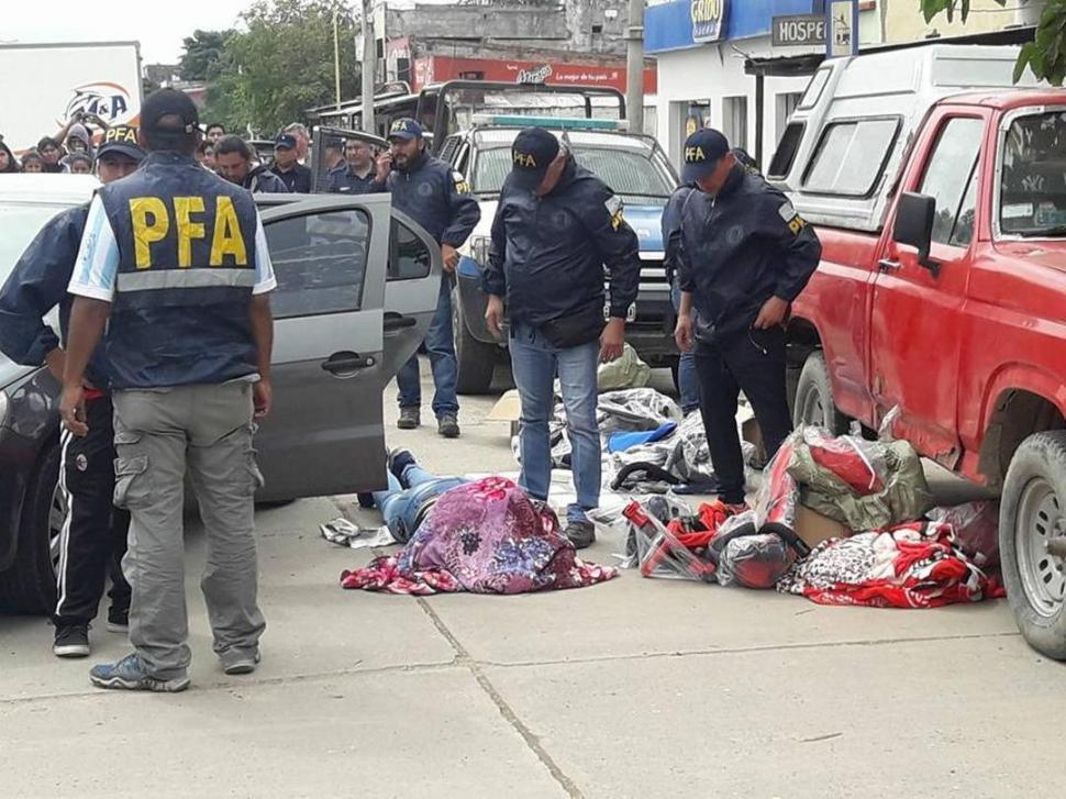 Desbaratan una banda de tucumanos que trasladaba casi 100 kilos de cocaína por mes