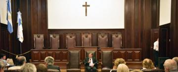 Posse pide 80 jueces más para el nuevo proceso penal