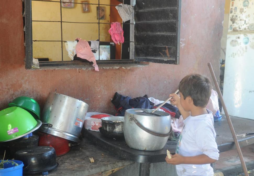 Tres intendentes del PJ admiten un aumento de la pobreza