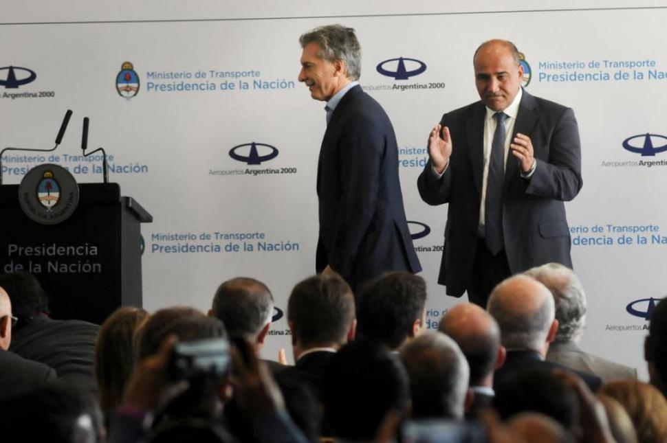 Manzur garantiza a Macri un día sin incidentes