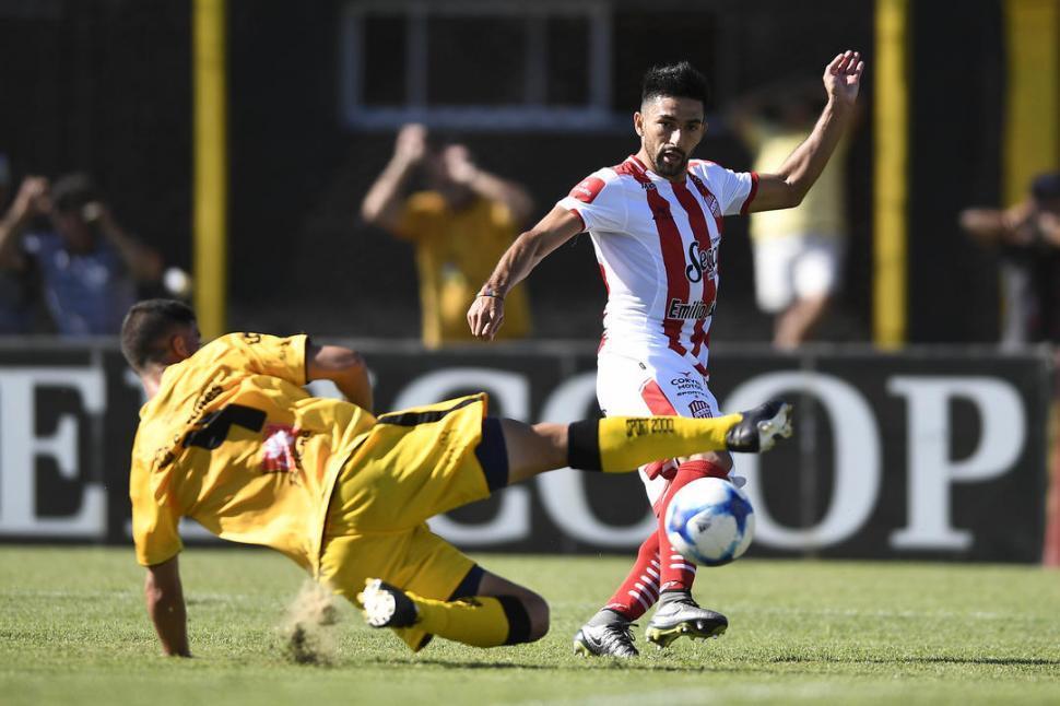El triunfo de Almagro dejó a San Martín tercero en la tabla