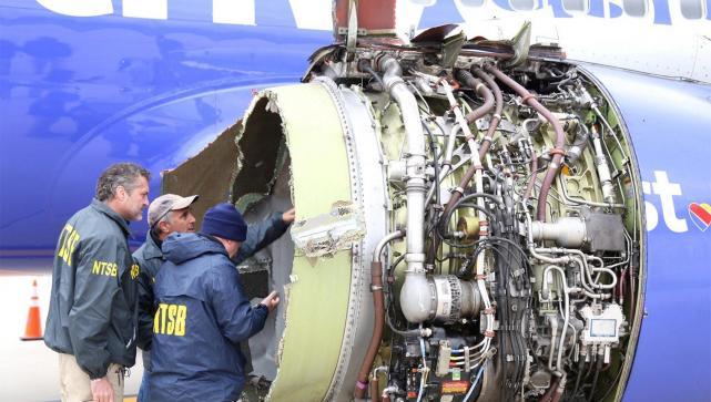 Avión de pasajeros de EEUU realiza aterrizaje de emergencia