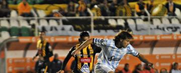 A Atlético le sobró altura e hizo historia en La Paz