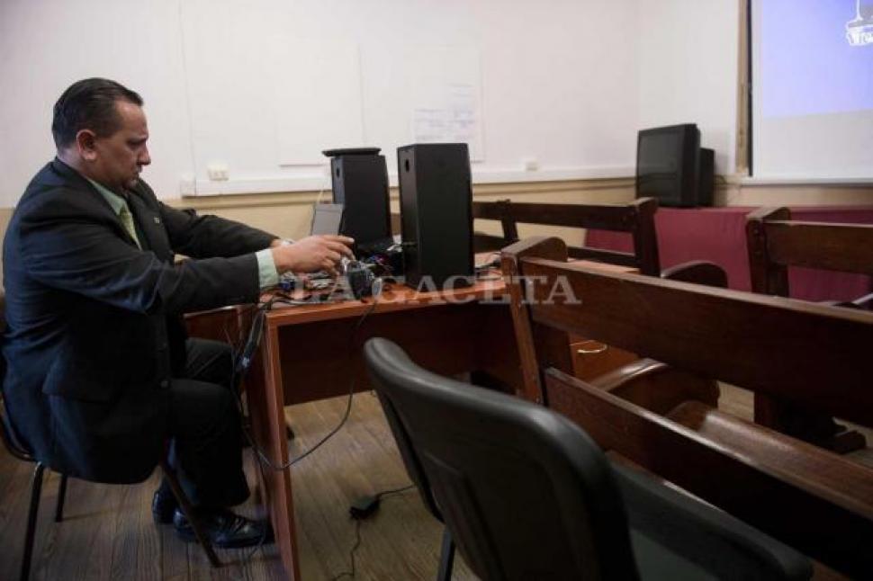 Juicio de Paulina: aparecieron videos inéditos del hallazgo del cuerpo